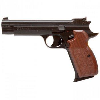 Пістолет пневматичний SAS P 210 Blowback! Корпус - метал. 23701432
