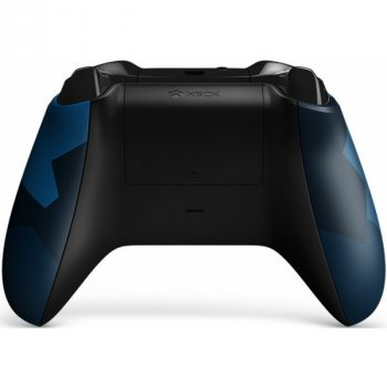 Microsoft Xbox One S Wireless Controller with Bluetooth Special Edition (Midnight Forces ll)