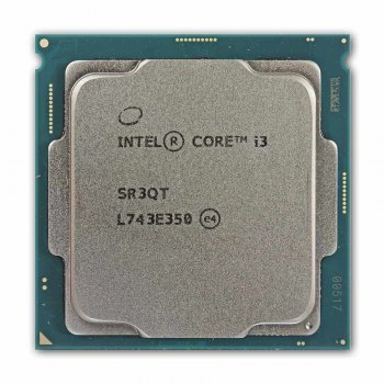 Процесор INTEL Core i3-9100F (CM8068403377321) 3.6 GHz Tray
