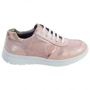 Кросівки Theo Leo RN491 Бежево-рожеві