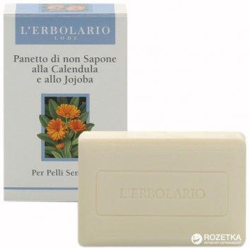 Нещелочное мыло Lerbolario с Календулой и Жожоба 100 г (8022328500996)