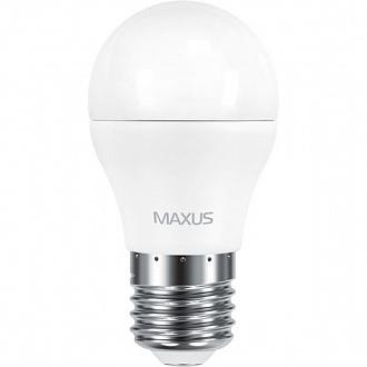 Лампа Maxus LED G45 F 6 Вт E27 3000 K тепле світло