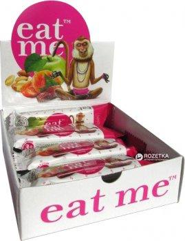 Упаковка батончиков EatMe финик-курага-изюм-яблоки в вафле 10 шт x 30 г (4820100550603_4820100550320)