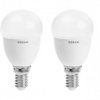Лампа LED Osram Star 4 Вт E14 холодний світ 2 шт
