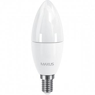Лампа світлодіодна Maxus CL-F 6 Вт C37 E14 220 В 3000 K 1-LED-533-02
