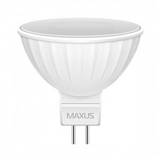 Лампа Maxus LED Sakura MR16 5 Вт 3000K GU5.3 тепле світло