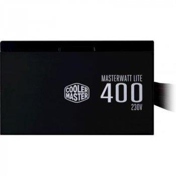 Блок живлення coolermaster 400W MasterWatt Lite (MPX-4001-ACABW-EU)