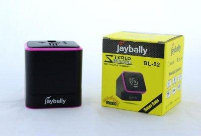 Портативна Мобільна колонка Jaybally SPS BL 02 BT