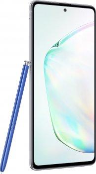 Мобильный телефон Samsung Galaxy Note 10 Lite (SM-N770) 6/128GB Aura Silver (SM-N770FZSDSEK)