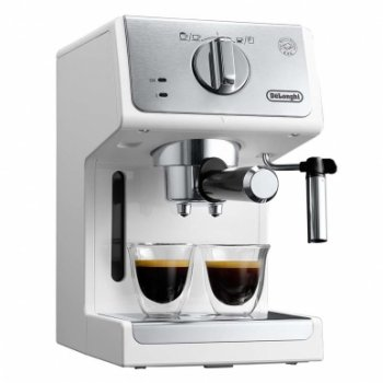Кофеварка DeLonghi ECP 33.21 W