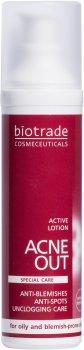 Лосьон для жирной и проблемной кожи Biotrade ACNE OUT 60 мл (3800221840259)