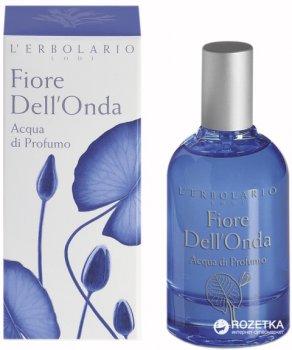 Парфюмированная вода для женщин Lerbolario Голубой Лотос 50 мл (8022328105023)
