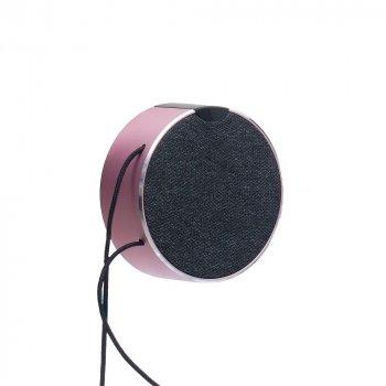Колонка One Der V12 Розовый OneDer (3ЦУ-00021963)