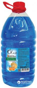 Косметическое жидкое мыло Oleo антибактериальное Морской бриз 5 л (4820046282422)