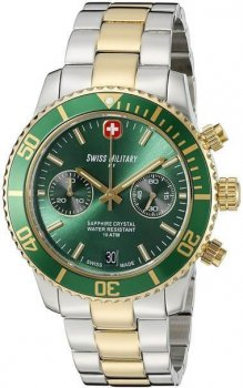 Мужские часы Swiss Military Watch 09502 357J V