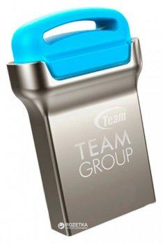 Team C161 USB 2.0 32GB Silver-Blue (TC16132GL01)