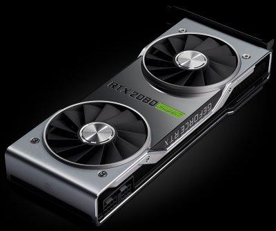 NVIDIA PCI-Ex GeForce RTX 2080 Super Founders Edition 8GB GDDR6 (256bit) (1605/15500) (1 x HDMI, 3 x DisplayPort) (9001G1802540000)