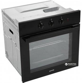 Духовой шкаф электрический GORENJE BO 625 E01BK