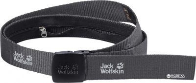 Ремень Jack Wolfskin Secret Belt Wide 8000851-6032 One Size (4052936062405)