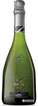 Вино игристое Codorniu Bach Gran Bach белое брют 0.75 л 11.5% (8410013000621)