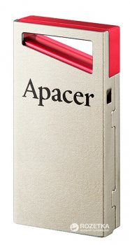 Apacer AH112 16GB Red (AP16GAH112R-1)