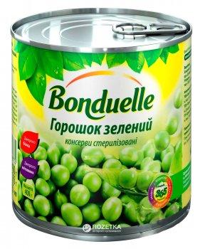 Зеленый горошек Bonduelle консервированный 425 мл (3083680048774)
