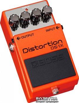Педаль эффектов Boss DS-1X Distortion