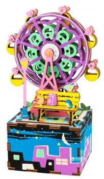 Музыкальная шкатулка Robotime Колесо (AM402) (6946785108767)