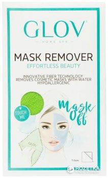 Рукавичка для зняття масок Glov Mask-Off Зелена (5902768711875)