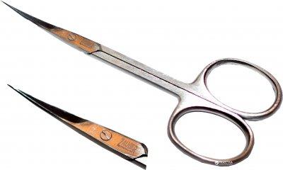 Ножницы маникюрные для кутикул Zauber-manicure сатиновые 01-141L (4004904201415)