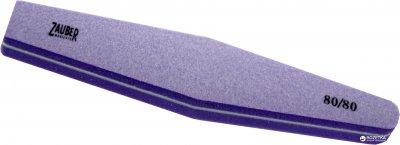 Пилка для нігтів Zauber-manicure гумова ромб 80/80 грит 03-021A (4004904230217)