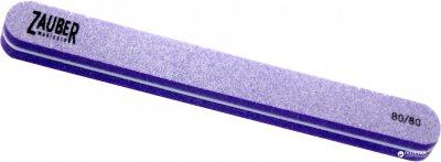 Пилка для нігтів Zauber-manicure гумова вузька 80/80 грит 03-019A (4004900230198)