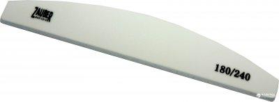 Пилка для нігтів Zauber-manicure 180/240 грит біла 03-060B (4004900330607)
