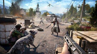 Far Cry 5 для ПК (PC-KEY, русская версия, электронный ключ в конверте)