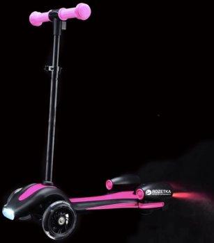 Самокат StreetGo BT Турбина Розовый (SGSMTP2001)