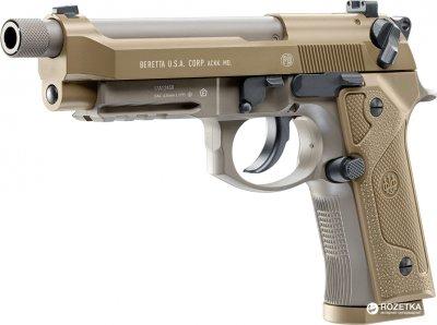 Пневматический пистолет Umarex Beretta M9A3 FDE (5.8347)