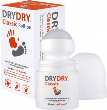 Дезодорант для тела Dry Dry Classic Roll-on 35 мл (7350061291101)