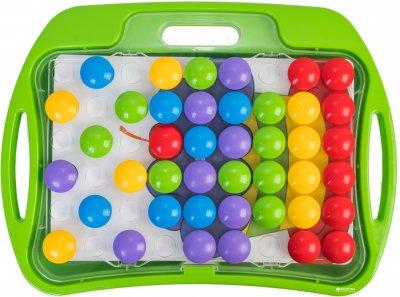 Игрушка развивающая Tigres Моя первая мозаика (39370 Зеленый)