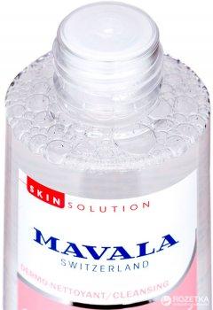 Пом'якшувальна альпійська міцелярна вода Mavala Clean&Comfort 200 мл (7618900525016)