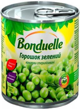 Зеленый горошек Bonduelle консервированный 212 мл (3083680538404)