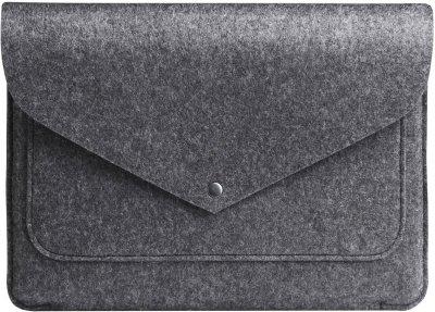 "Чехол для ноутбука Gmakin для Macbook Air/Pro 13.3"" Grey (GM62)"