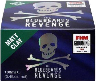 Глина матова для укладання волосся The Bluebeards Revenge Matt Clay 100 мл (5060297001253)