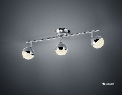 Настінно-стельовий світильник Trio Chris (878310306)