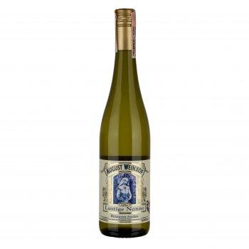 Вино Peter Mertes Lustige Nonne белое сухое 0.75 л 9.5% (4003301078897)