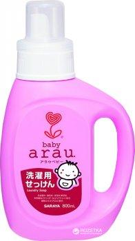 Рідкий засіб для прання дитячого одягу Arau Baby 800 мл (4973512257278)