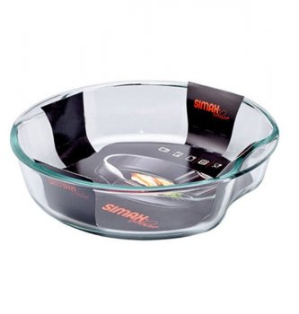 Форма для запікання кругла 1,5 л Simax Exclusive 23 см (6906)