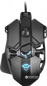 Миша Trust GXT 138 X-Ray USB Black (TR22089)