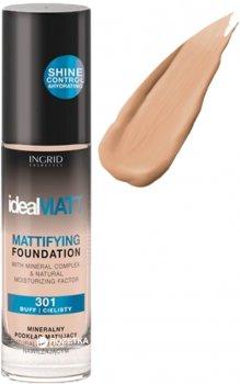 Тональный крем Ingrid Cosmetics Ideal Matt № 303 30 мл (5902026632652)