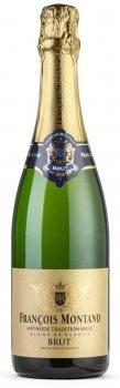 Вино ігристе Francois Montand Brut Blanc de Blancs біле брют 1.5 л 11% (3570599001605)