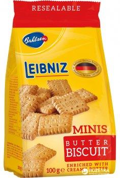 Печенье Bahlsen Leibniz Минис Баттер сливочное 100 г (10622)